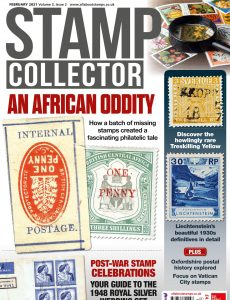 Stamp Collector – February 2021