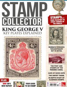 Stamp Collector – November 2020