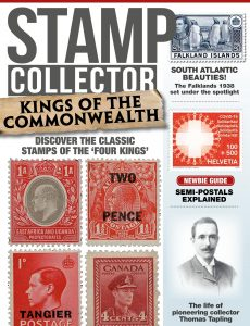 Stamp Collector – October 2020
