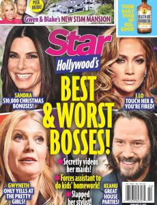 Star Magazine USA – January 11, 2021