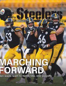 Steelers Digest – January 01, 2021