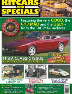 TKC Totalkitcar Magazine – Classic Kitcars and Specials 2020