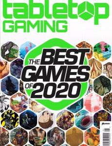 Tabletop Gaming Magazine – The Best Games Of 2020