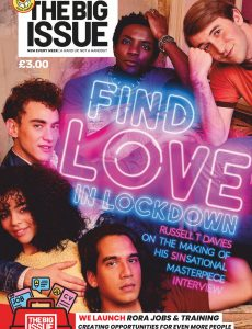 The Big Issue – January 18, 2021