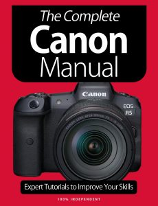 The Complete Canon Manual – 8th Edition, 2021