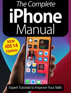 The Complete iPhone Manual – 6th Edition 2021
