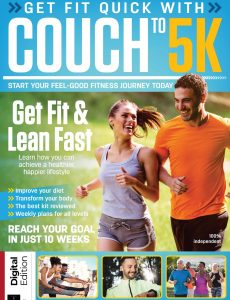 The Couch to 5K Book – 4th Edition, 2021