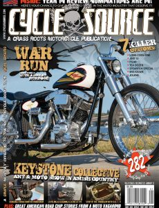 The Cycle Source Magazine – December 2020-January 2021