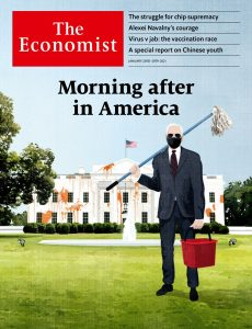 The Economist Continental Europe Edition – January 23, 2021