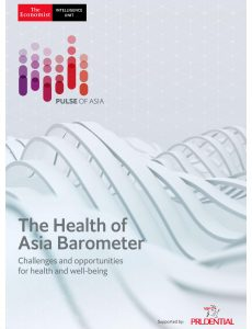 The Economist (Intelligence Unit) – The Health of Asia Barometer (2021)