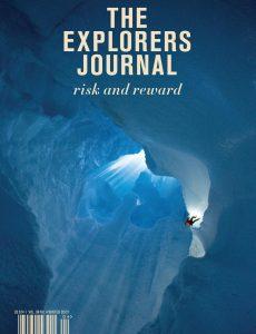 The Explorers Journal – Winter 2020-2021