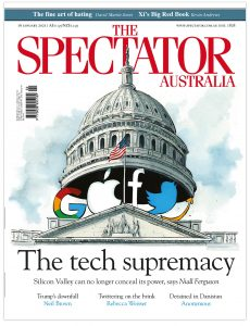 The Spectator Australia – 16 January 2021