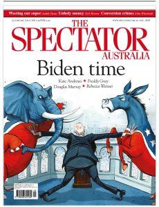 The Spectator Australia – 23 January 2021