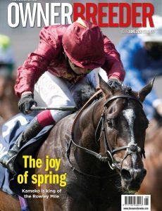 Thoroughbred Owner Breeder – Issue 190 – June 2020