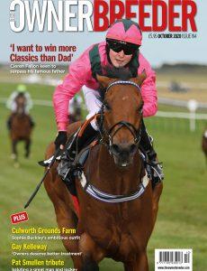 Thoroughbred Owner Breeder – Issue 194 – October 2020