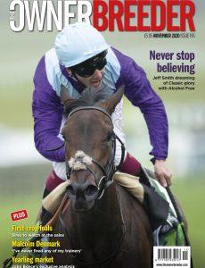 Thoroughbred Owner Breeder – Issue 195 – November 2020