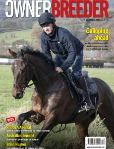 Thoroughbred Owner Breeder – Issue 196 – December 2020