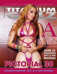 Titaniumgirlz Magazine – Issue 1 2013