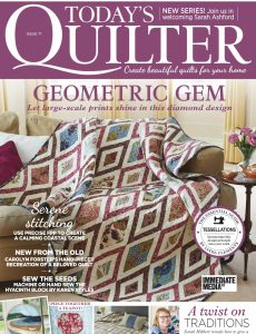 Today's Quilter – January 2021