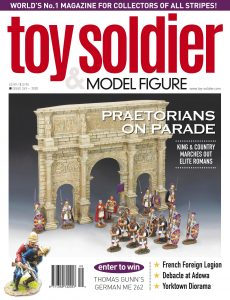 Toy Soldier & Model Figure – Issue 249 – August 2020