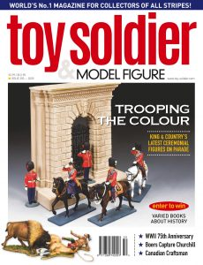 Toy Soldier & Model Figure – Issue 250 – January 2021
