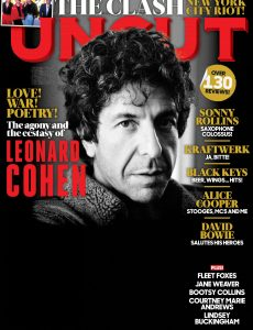 Uncut UK – March 2021