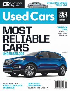 Used Car Buying Guide – April 2021