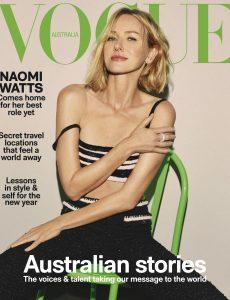 Vogue Australia – January 2021