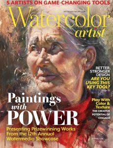 Watercolor Artist – Spring 2021