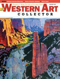 Western Art Collector – January 2021