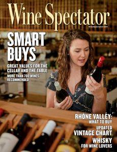 Wine Spectator – February 28, 2021