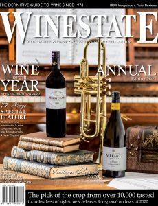 Winestate Magazine – Annual 2021