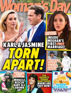 Woman's Day Australia – January 25, 2021