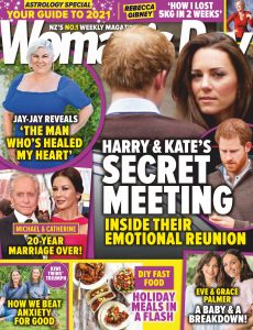 Woman's Day New Zealand – January 04, 2021