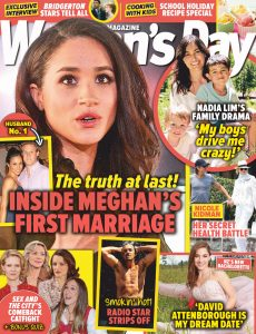 Woman's Day New Zealand – January 28, 2021