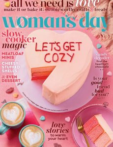 Woman's Day USA – February 2021