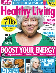 Woman's Weekly Living Series – February 2021