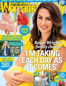 Woman's Weekly New Zealand – January 18, 2021