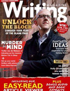 Writing Magazine – September 2020