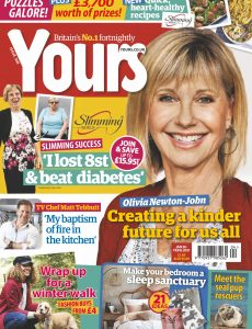 Yours UK – 31 January 2021