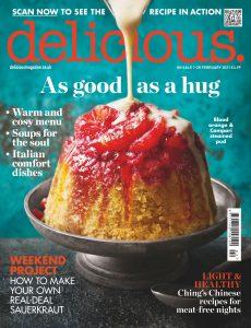 delicious UK – February 2021