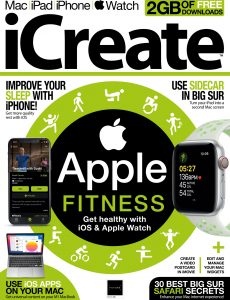 iCreate UK – Issue 221, 2021