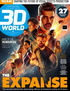 3D World UK – April 2021