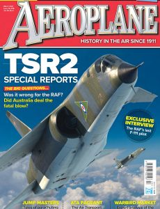 Aeroplane – Issue 575 – March 2021