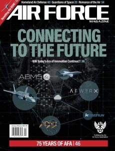 Air Force – January-February 2021