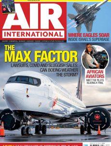 Air International – March 2021