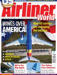 Airliner World – March 2021