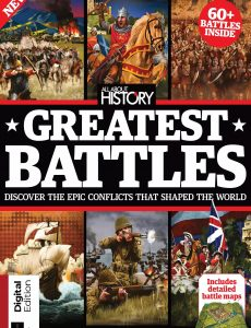 All About History Book of Greatest Battles – 10th Edition, 2021