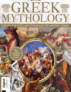 All About History Book of Greek Mythology – 4th Edition, 2021