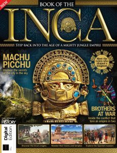 All About History Book of the Inca – First Edition 2021